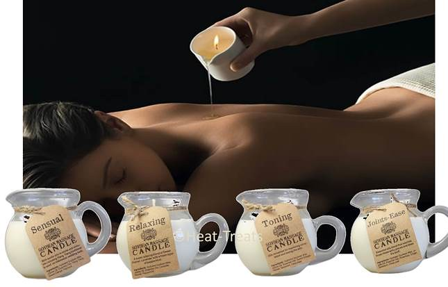 Image result for soybean massage candles