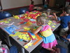 Sensory Saturday at Haggard Library