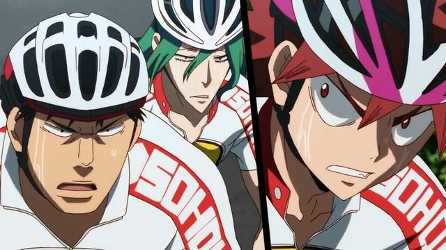 Yowamushi Pedal ep 31 - image 01