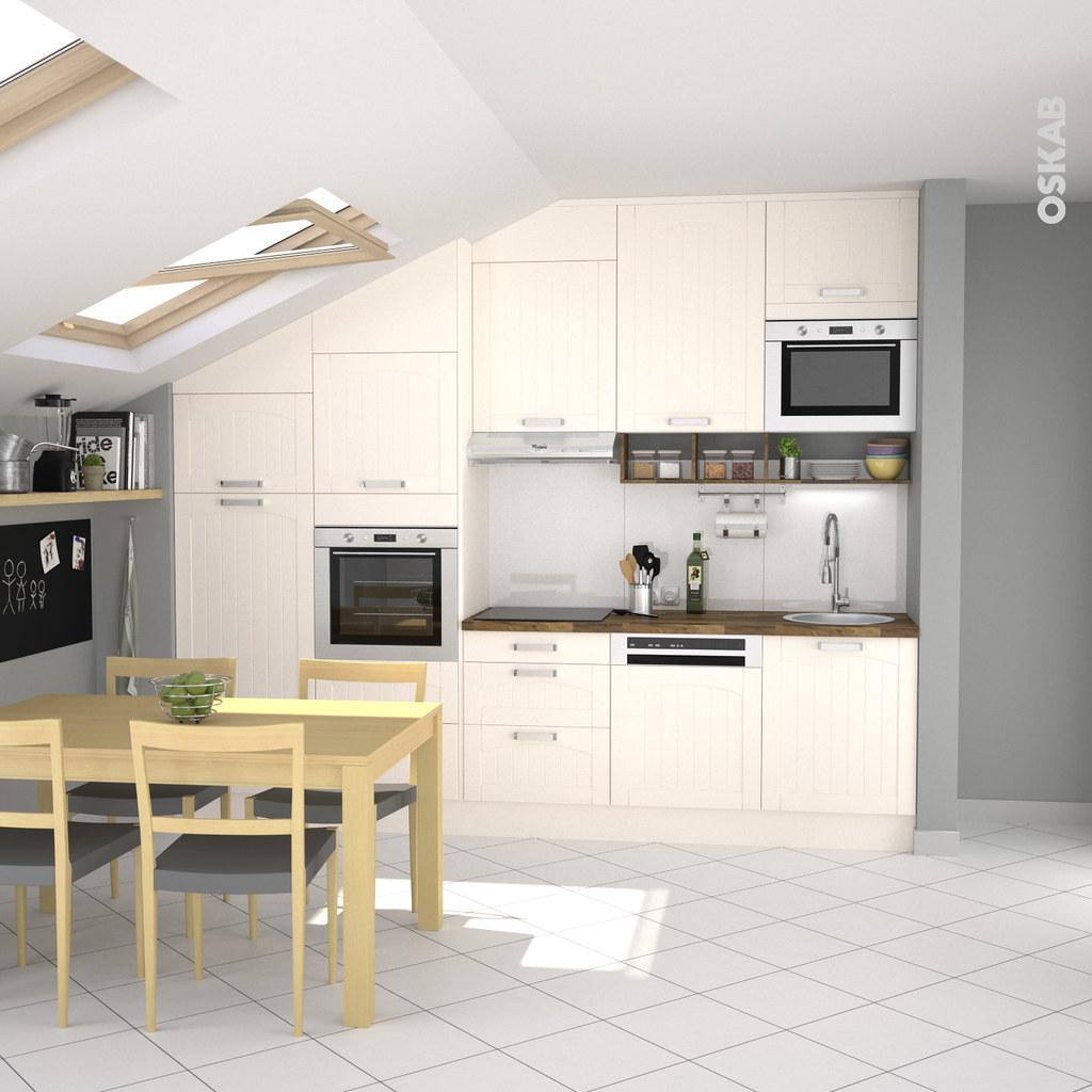 Ide cuisine avec ilot central petite cuisine en u avec for Model de petite cuisine moderne