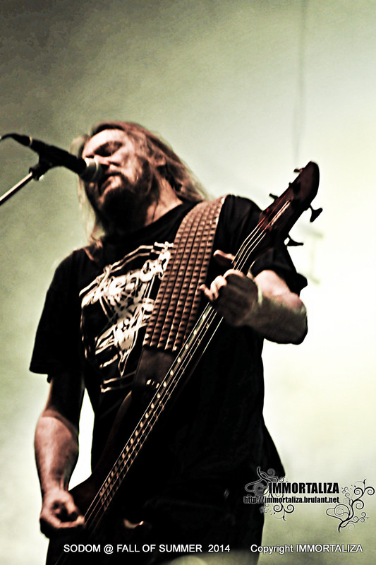 SODOM @ FALL OF SUMMER , Torcy France 5/6 septembre 2014 15093270818_6004f1c4d4_c