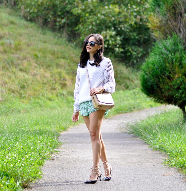 Mint Shorts_01