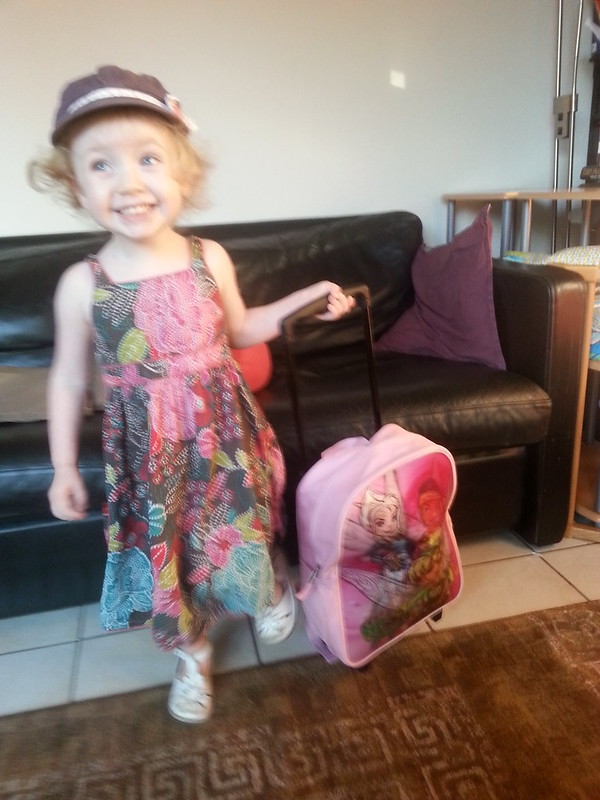 First Day Of School (Maternelle/Kindy)