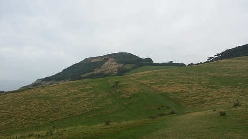 Golden Cap, highest point on the south coast #SWCP #sh