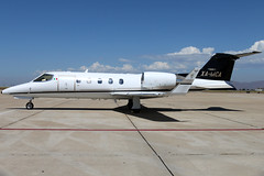 aviation, learjet 35, airliner, airplane, vehicle, business jet, jet aircraft, aircraft engine,