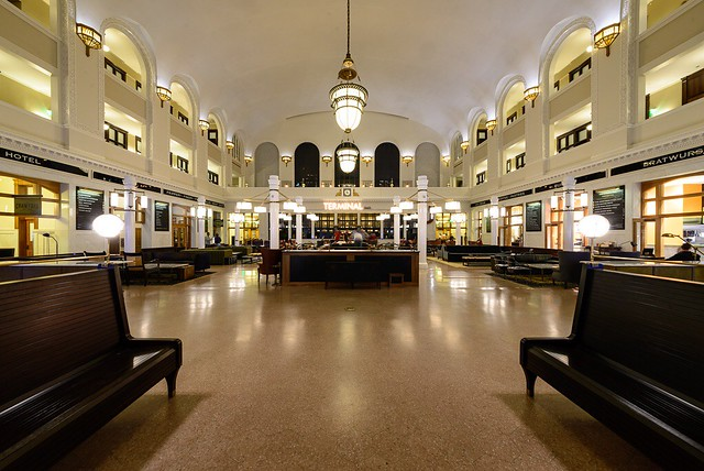Renovated Interior - Denver Union Station