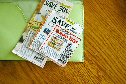 DIY Coupon Binder