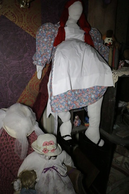 Dollhouse of the Damned haunted house at Halloween Horror Nights 2014, Universal Orlando