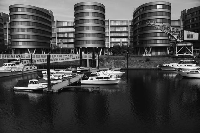 Duisburg Inner Harbour