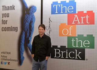 The Art of the Brick in London
