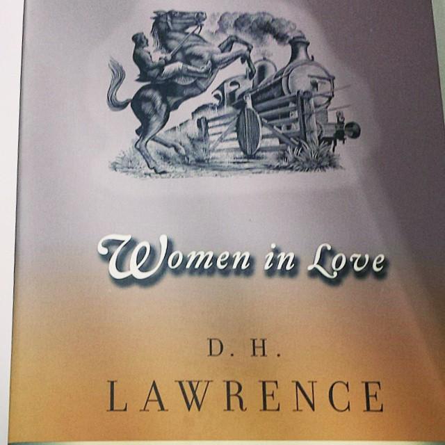 WOMEN IN LOVE - DH Lawrence #BannedBooksWeek #books #reading #lit