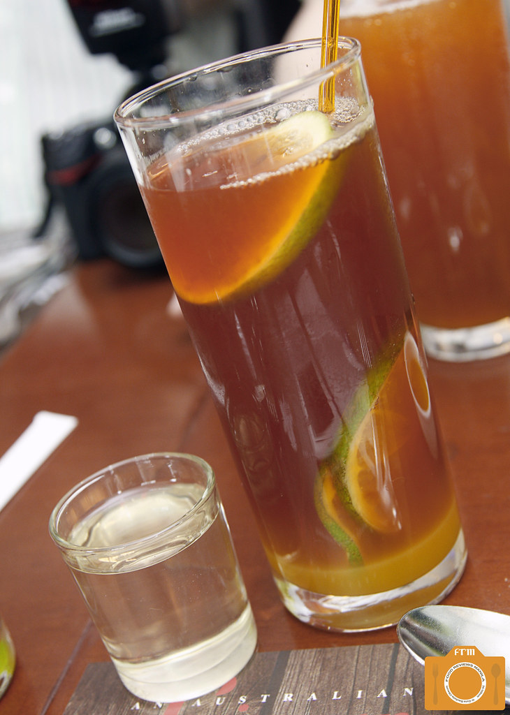Australian Sojourn Iced Tea