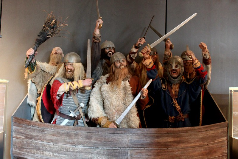 Viking Voyagers Exhibition