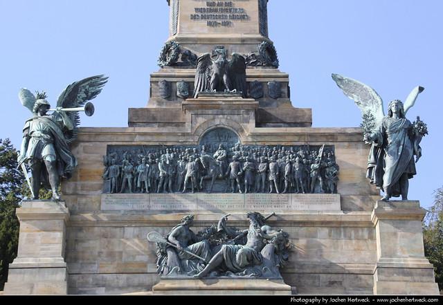 Niederwalddenkmal, Rüdesheim am Rhein, Germany