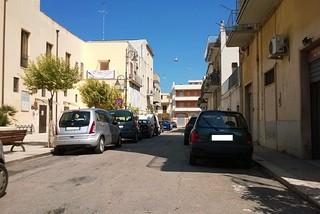 Noicattaro. Via Telegrafo front