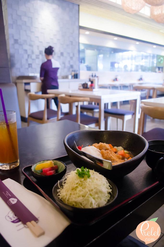 Ginza Bairin Trinoma Ginza Bairin Food Review
