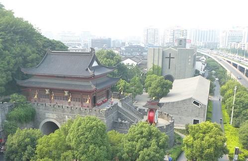 Zhejiang-Hangzhou-Quartier historique-Jour (6)