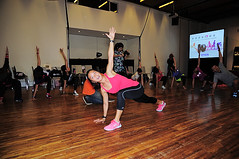 zumba, event, performing arts, modern dance, entertainment, physical fitness, dance, person, physical exercise, choreography,