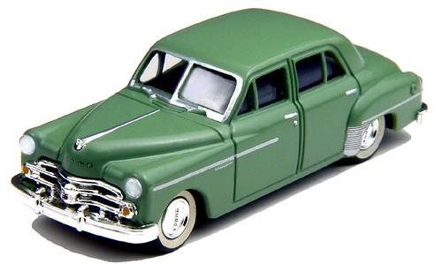 10 Classic Metal W. 1950 Dodge