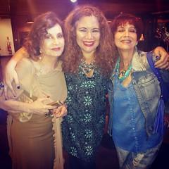 Entre duas Queridas: Rosamaria Murtinho e Vera Vianna #BlogAuroradeCinemaregistra @roseiramur