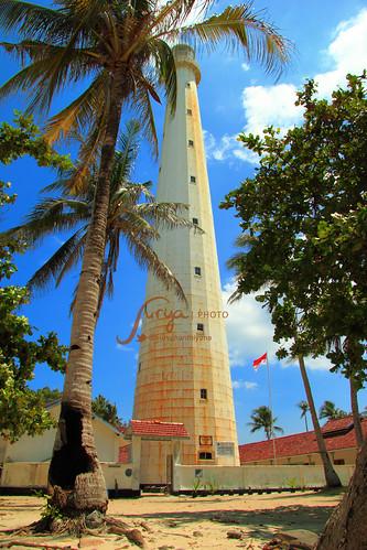 Mercusuar Pulau Lengkuas