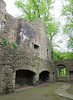 Kitchens & Refectory:  Whalley Abbey, Lancashire