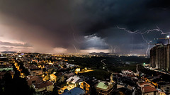 Storm in Ankara