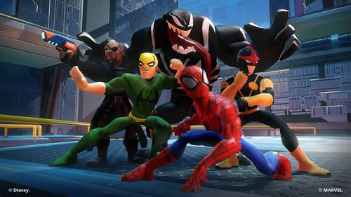 Spiderman Playset EMEA NO TEXT