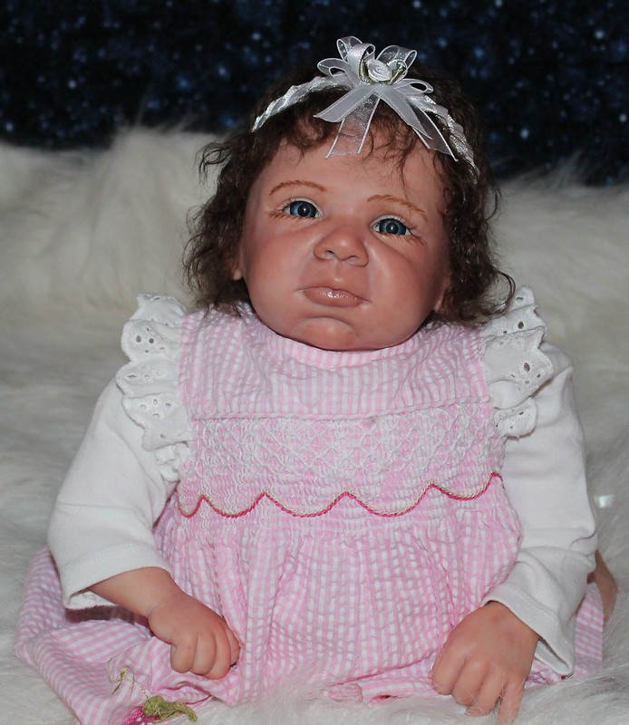 Sweet Pea Babies Nursery Reborn Doll Tracey Was Trey By
