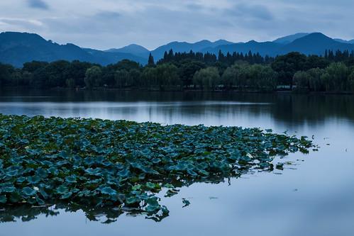 china sunrise westlake hangzhou xihu zhejiang