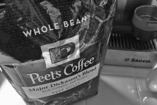 Peet's Coffee Major Dickason's Blend - Whole Bean bag