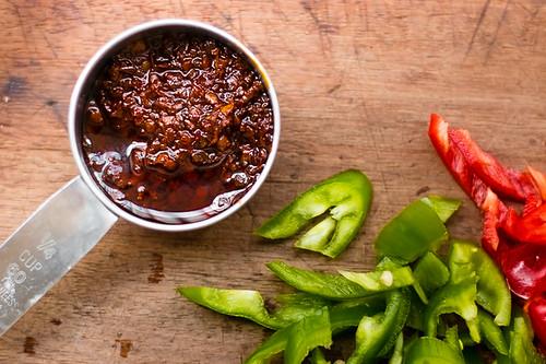 Thai Stir-Fried Chicken with Chile Jam-3