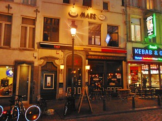 The Monk Bar in Brussels