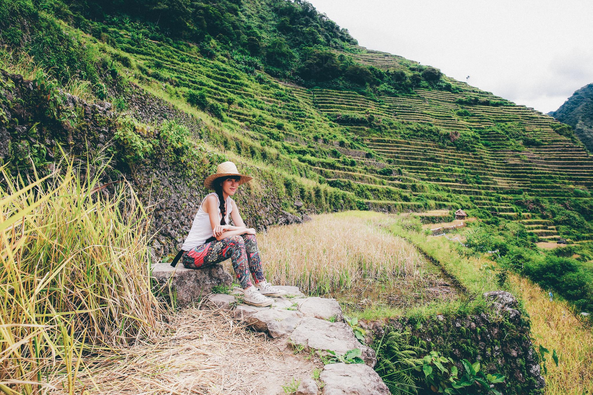 Travel to the Philippines - Batad