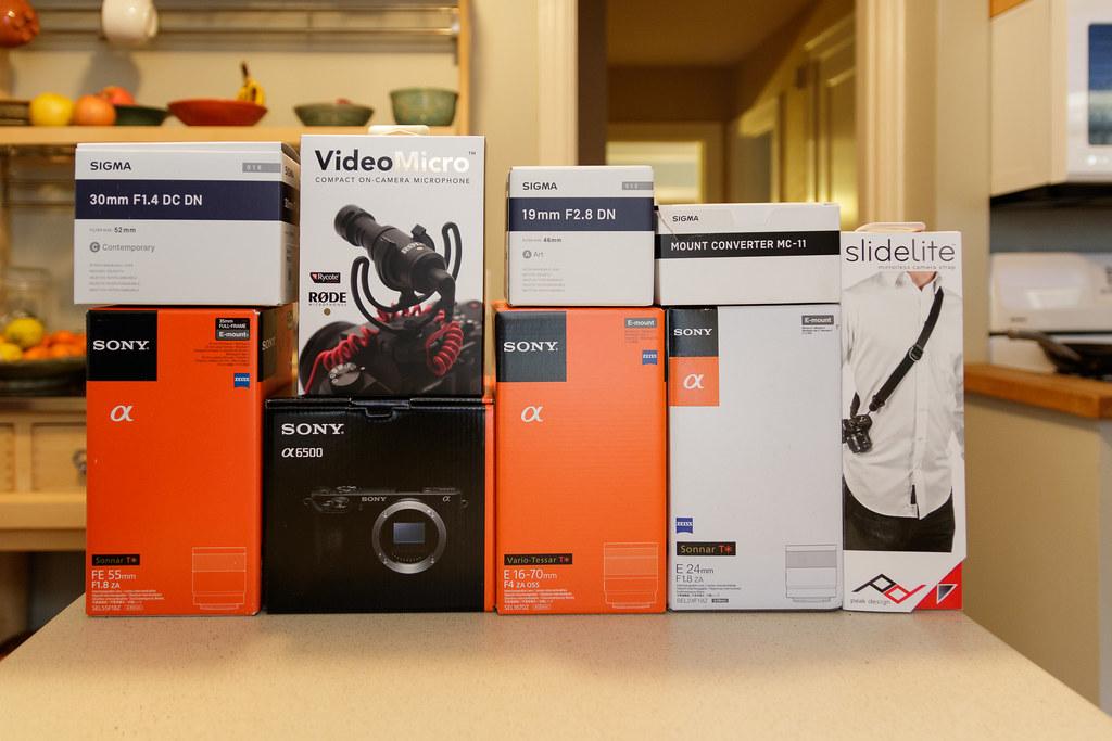 So I Bought A Camera …