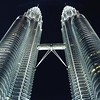 The tallest twin building in the world.