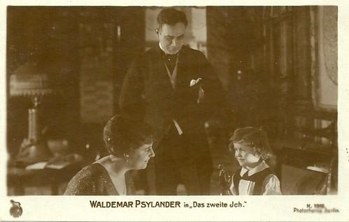 Valdemar Psilander in Das zweite Ich