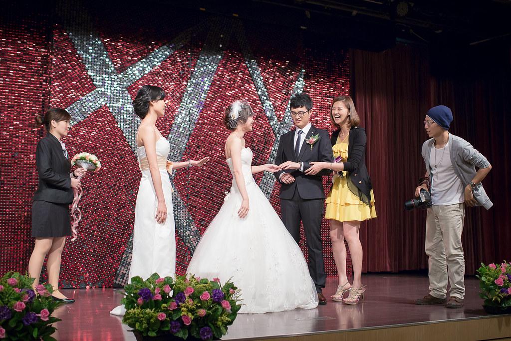 福華飯店,婚禮彩排,婚禮主持,主持人推薦,台北婚禮,交換婚戒