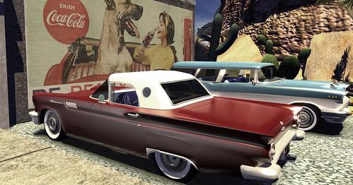 Americana, Chapter 4 - Landmarks & Icons - Cars