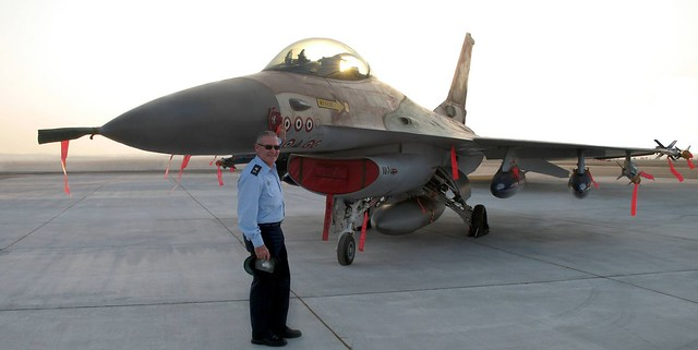 The 1st Man Ever To Destroy A Nuclear Reactor With His F-16