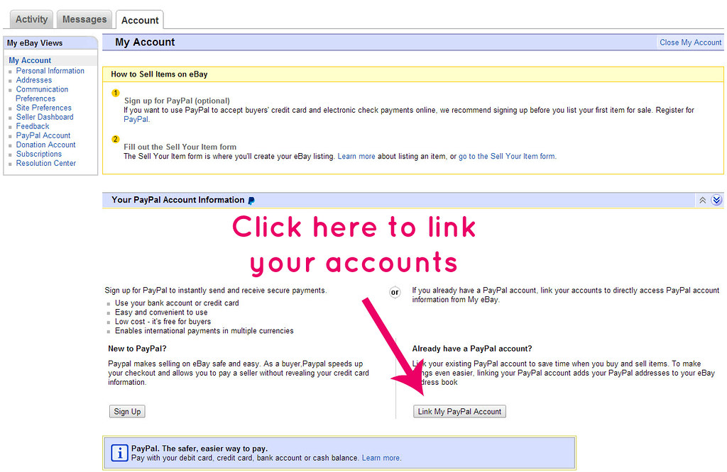 how-to-link-ebay-and-paypal-tutorial