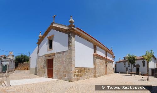 56 - провинция Португалии - маленькие города, посёлки, деревушки округа Каштелу Бранку