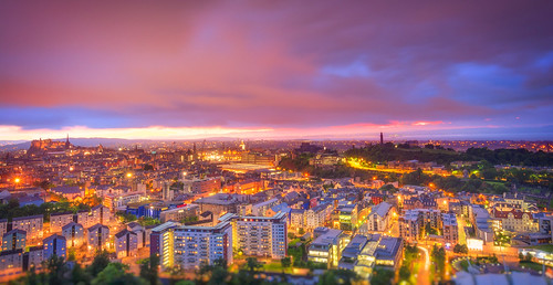 city uk sunset edinburgh unitedkingdom lightroom