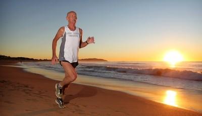 Uběhl jsem 1020 maratonů, říká Dušan Hora