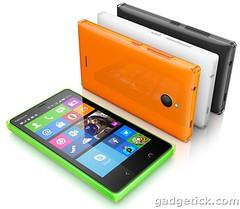 Смартфон Nokia X2