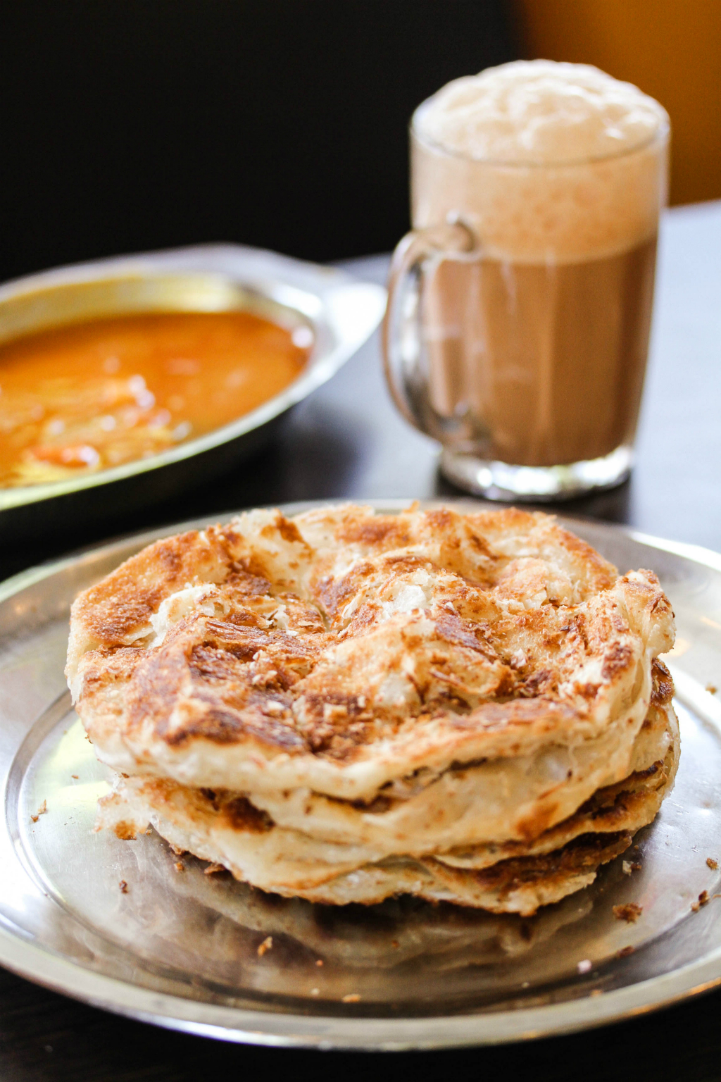 The Prata Place: Plain (Kosong) Prata