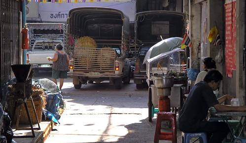 Thailand - Bangkok - Streetlife -  31
