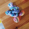Mini skeins - they're cute, but I don't know what to do with them!
