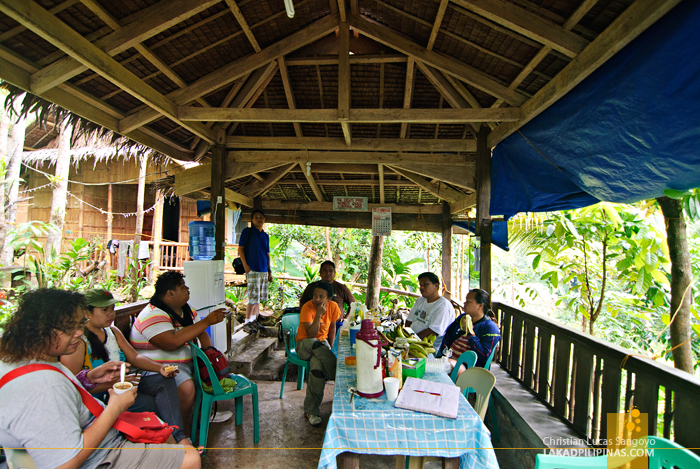 Zipline Inn at Tibiao, Antique