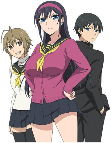 140630(2) - 漫畫家「田口ケンジ」姊戀弟搞笑作《姉ログ》將在9/18改編OVA動畫、聲優&預告片公開! 1